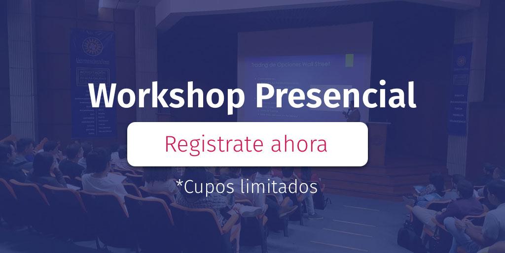 workshop presenciales